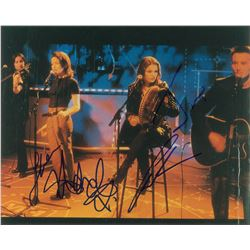 The Corrs Signed Photograph