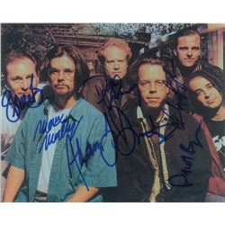 Counting Crows Signed Photograph