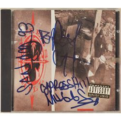 Cypress Hill Signed CD