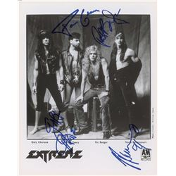 Extreme Signed Photograph