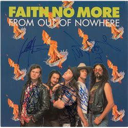 Faith No More Signed Album