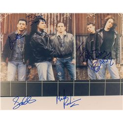 Gun Signed Photograph
