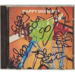 Happy Mondays Signed CD