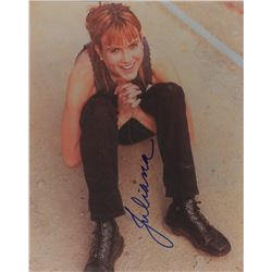 Juliana Hatfield Oversized Signed Photograph