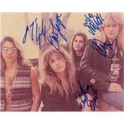 Lynch Mob Signed Photograph