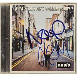 Oasis Signed CD