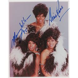 The Supremes Signed Photograph