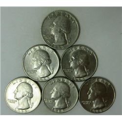 1965-P Washington Quarters
