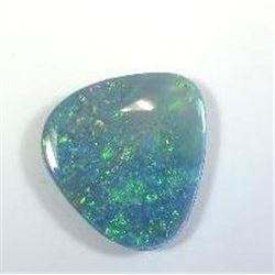2.27 ct. Australia Lighting Ridge Opal