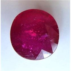 3.46 ct. Burmese Ruby