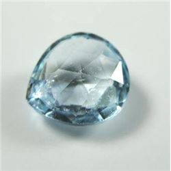 3.26 ct, Saturated Blue Aquamarine