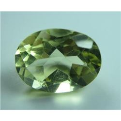 8.33 ct, Yellow Chrysoberyl