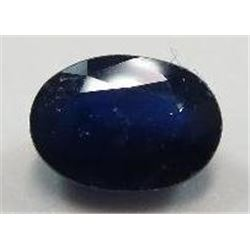 1.20 ct. Royal Blue Sapphire from Montana