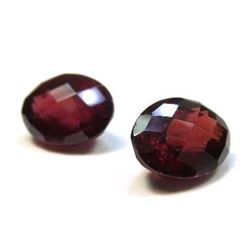 2.98 ct. Nobel Red Spinel matched pair
