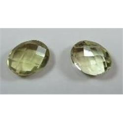 3.00 ct Citrines  matched pair