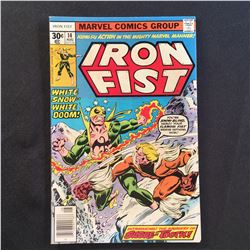 IRON FIST #14 (1977) 1ST APP SABRE-TOOTH HIGHER MID GRADE