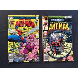 MARVEL PREMIERE #47 & 48 (1979) ORIGIN & 1ST APP NEW ANT-MAN BY JOHN BYRNE- HIGHER GRADE AVG.