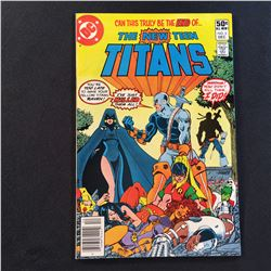 NEW TEEN TITANS #2 (1980) 1ST APP DEATHSTROKE THE TERMINATOR - HIGHER GRADE