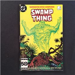 SWAMP THING #37 (1985) 1ST APP JOHN CONSTANTINE (HELL BLAZER) - HIGHER GRADE