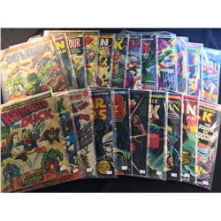 MARVEL TREASURY EDITIONS LOT (1970'S-80'S) INCLUDES 15 ISSUES BETWEEN #12-28 + 7 SPECIALS - MID TO
