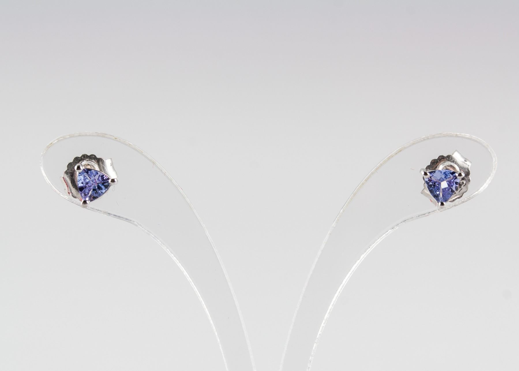 cut sutton diamond trillion earrings dsc smithworks products tanzanite stud