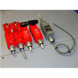 ALLEN BRADLEY MISC. LIMIT SWITCH -  SEE PICS