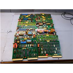 BROTHER MISCELLANEOUS LOT OF CIRCUIT BOARDS - SEE PICS