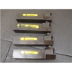 """Kennametal 1.25"""" Indexable Lathe Tool Holders, P/N: NEL-205D"""