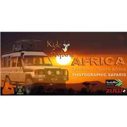 TA -1 Kido Safaris Africa - Zululand South Africa