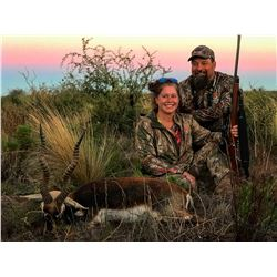 TA - 15 Argentina Big Game 5 days 3 hunters Cantena Safaris Argentina
