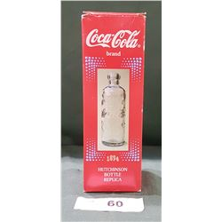1894 COCA COLA HUTCHINSON BOTTLE