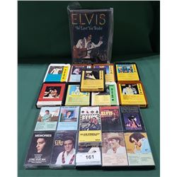 21 PCS ELVIS PRESLEY COLLECTIBLES