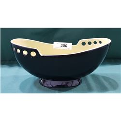 ART DECO FRUIT BOWL MADE IN ENGLAND