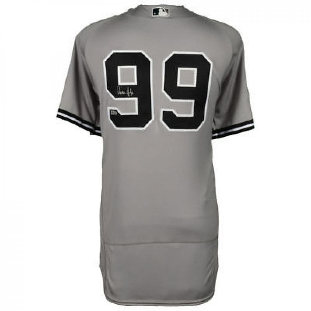 Aaron Judge Signed Yankees All-Star Game Jersey (Fanatics MLB Hologram) 83bb9096a80