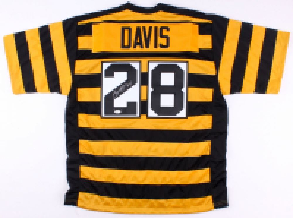 sean davis steelers jersey