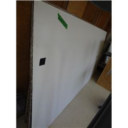 8 Pcs 4x8 Sheets of Pre-finished paintable panels