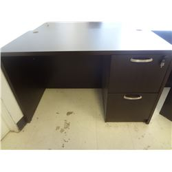 Small Desk With Keys