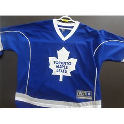 TORONTO MAPLE LEAFS JERSEY SZ L/XL