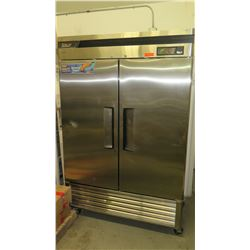 "Turbo Air TSR-49SD Reach-In 2-Door Refrigerator 54"" x 30""D x 81""H Approx."