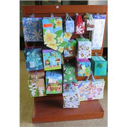 Large Lot of Small Hawaii Print Gift Bags