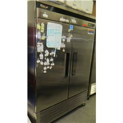 "Turbo Air TSR-49SD Deluxe Refrigerator 54"" x 30""D x 81""H Approx."