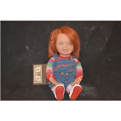 Z-CURSE OF CHUCKY SCREEN MATCHED COMPLETE ANIMATRONIC GOOD GUY PUPPET A TRUE MODERN HORROR GRAIL!