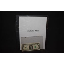 MICHELIN MAN TV COMMERCIALS BTS PHOTO BOOK