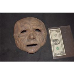 DAWN OF THE DEAD SCREEN USED ROTTEN ZOMBIE MASK 6