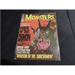 FAMOUS MONSTERS OF FILMLAND 38
