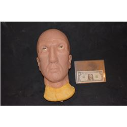 STAR TREK ALIEN HEAD SILICONE MASTER