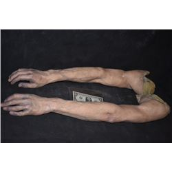 SILICONE ARMS MATCHED PAIR