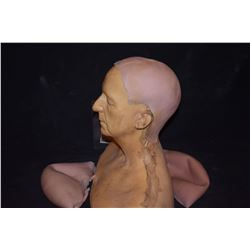 ZZ-CLEARANCE BALD SKULL CAPS LOT OF 3