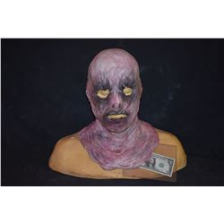 SILICONE FULL HEAD ALIEN CREATURE MONSTER GHOULD MASK