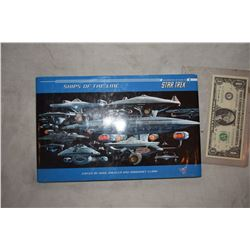 ZZ-CLEARANCE STAR TREK SHIPS OF THE LINE BOOK